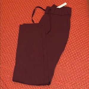 Lululemon on the fly pant.